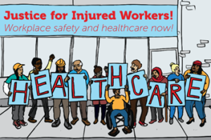 Healthcare Postcard Image