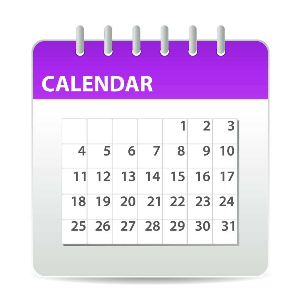 calendarpurple